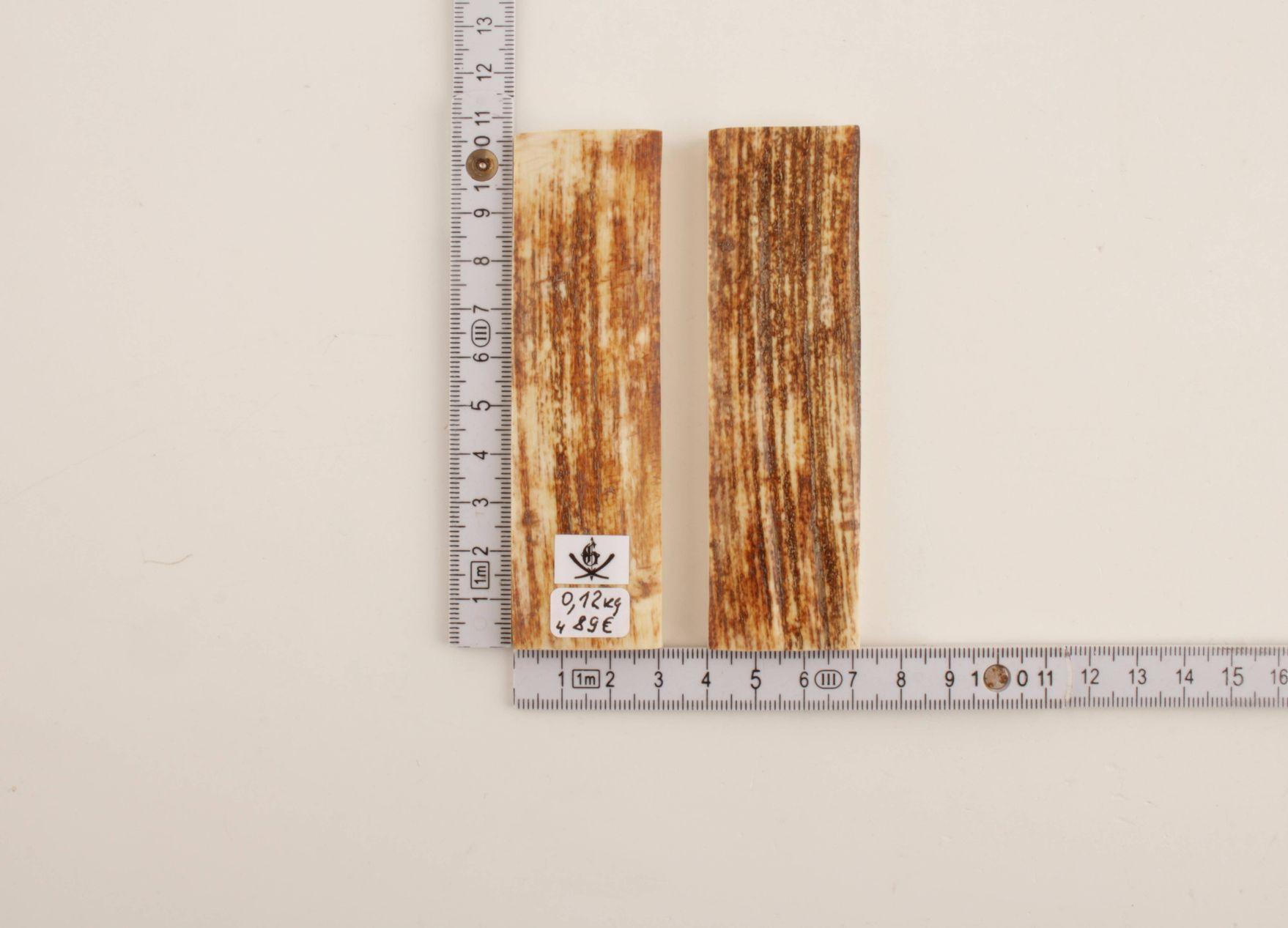Natural brown-orange mammoth bark scales